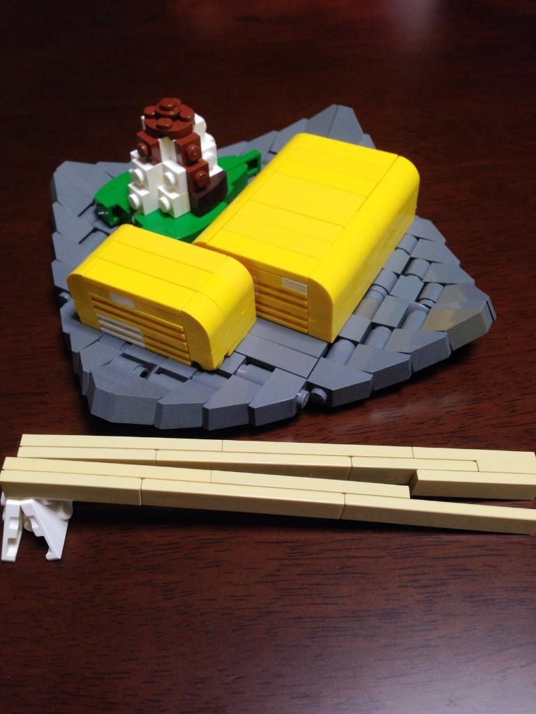 レゴで居酒屋の玉子焼きできました #legofood pic.twitter.com/XU7hCxxwyR