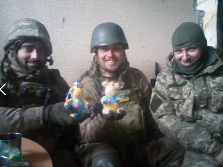 """Террористы устроили Москалю """"приветственный салют"""": """"У них или квалификация низкая, или прицел сбит"""" - Цензор.НЕТ 2606"""