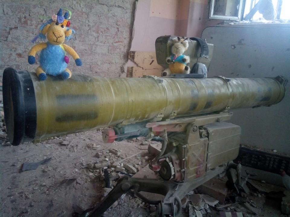 """Террористы устроили Москалю """"приветственный салют"""": """"У них или квалификация низкая, или прицел сбит"""" - Цензор.НЕТ 4487"""