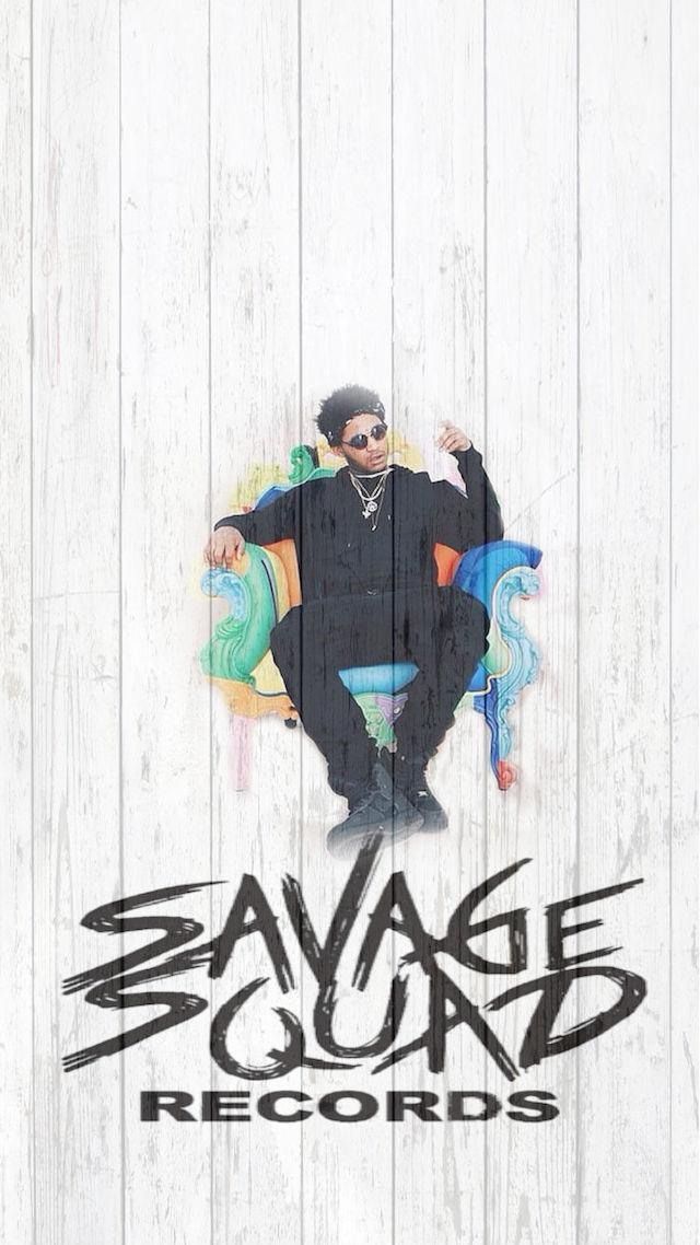 Savage squad records on twitter iphone 5 5s lock screen - 21 savage iphone wallpaper ...