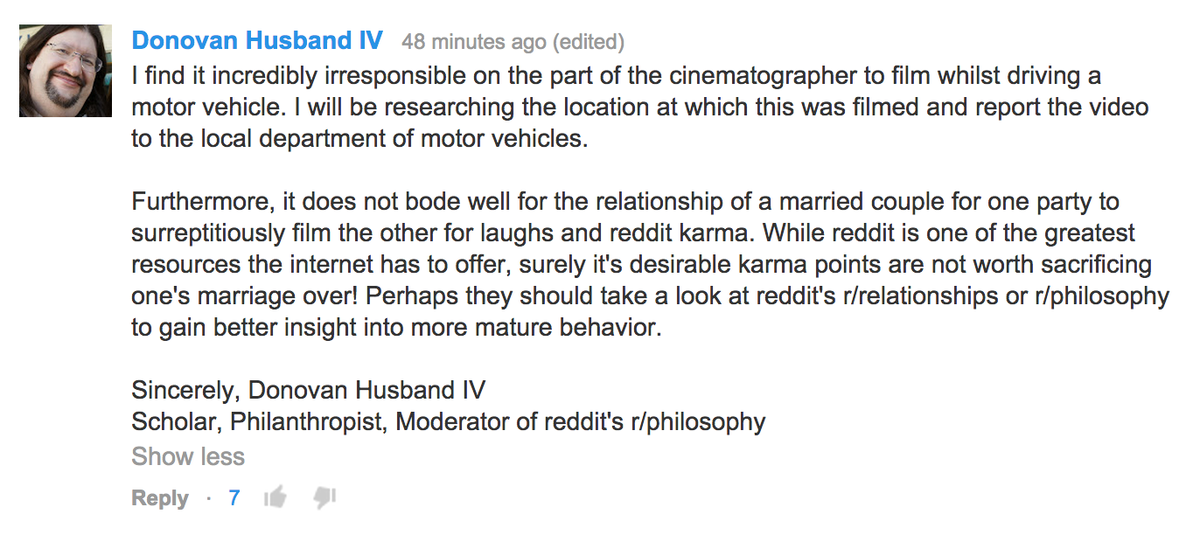 Youtube : genuinely love troll reddit comments YouTube art
