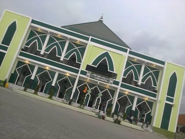 Gontor Indonesia A Twitteren Masjid Jami Gontor 3 Kediri