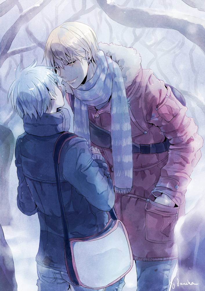 KiKuro Winter Edition |D http://t.co/L0VbsvAOjZ