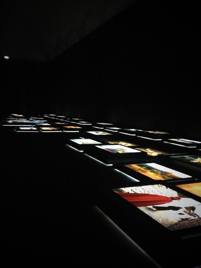 Un'esposizione originale e un allestimento che rispetta l'ambiente. #SensationalUmbria http://t.co/iSIDCgS2Nt