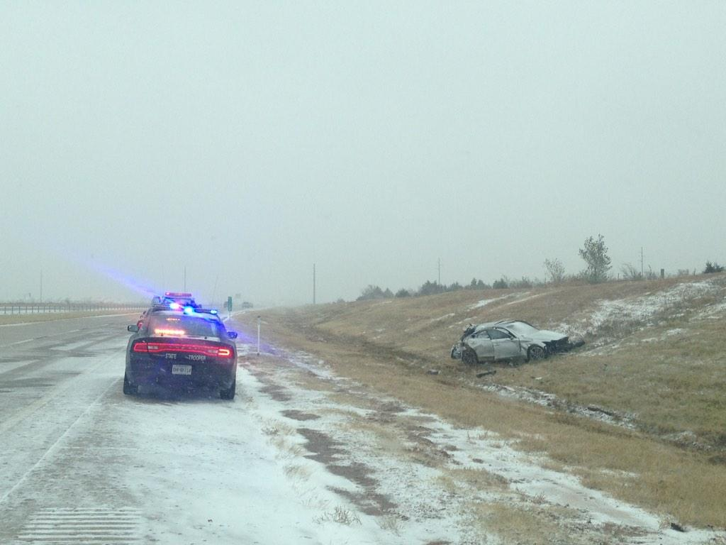 Winter weather: Updates on hazardous road conditions