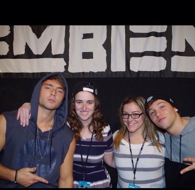 I miss you sooo much @wesleystromberg getting to finally meet you was worth it http://t.co/AH290vV0qG