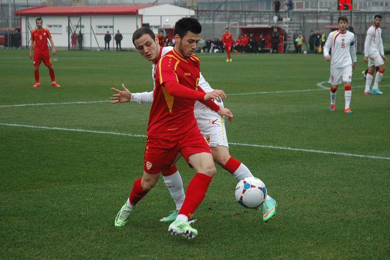 Nafiu to be available for Macedonia U21, after all