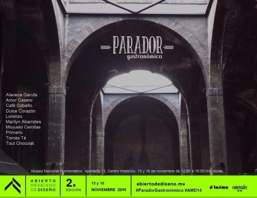 CINCO planes para hoy: #ParadorGastronómico, #NovemberFest, #FestivalGastronómico, @LonjaMercantil y @AbiertoDeDiseno http://t.co/U1Ky0Ahqte