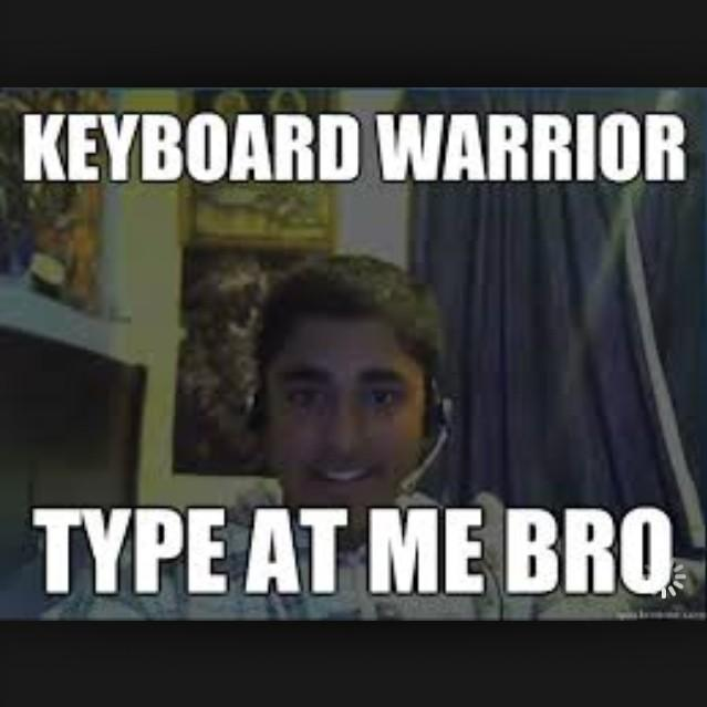 I find it SO interesting that people with private accounts are always the ones with the MOST to say.#keyboardheroes http://t.co/IN2vwXLIod