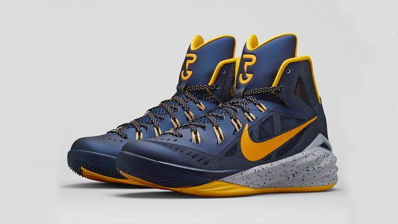 "big sale ec6ec 2dd65 "" footlocker  check out the new nike hyperdunk 2014 paul george ( yg trece)  pe  HouseofHoops pic.twitter.com 8A3gsatUE0"" i need em!  pacergang"