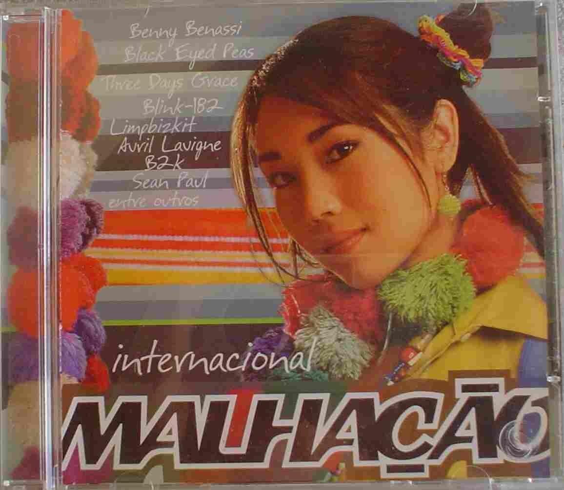 Se tem Three Days Grace, tem que ter o cd da malhação internacional 2005 todo. http://t.co/5dKb9kKVyT