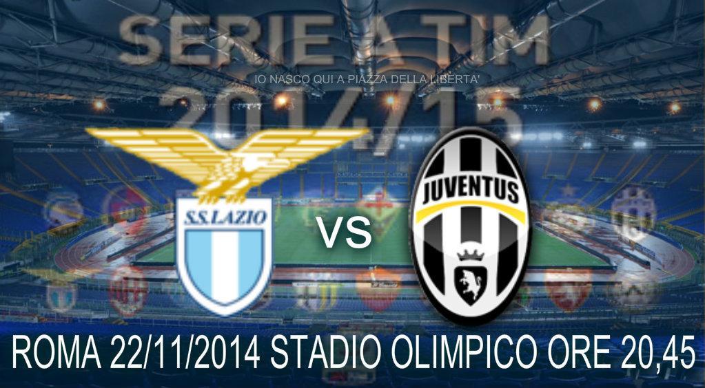 Diretta Lazio Juventus streaming