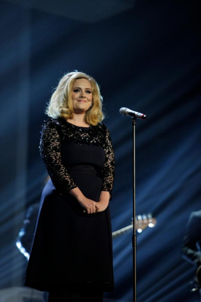 The amazing #BandAid30 single premiered yesterday but Adele didn't feature. Here's why: http://t.co/zQys2hmpYz http://t.co/lFFSN4VDOb