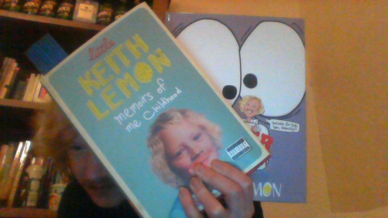 RT @LemonSpade: @LeighFrancis @lemontwittor fink I ruined everyones easy xmas gift fer me by buyin both yer amazin books http://t.co/5mkiaI…