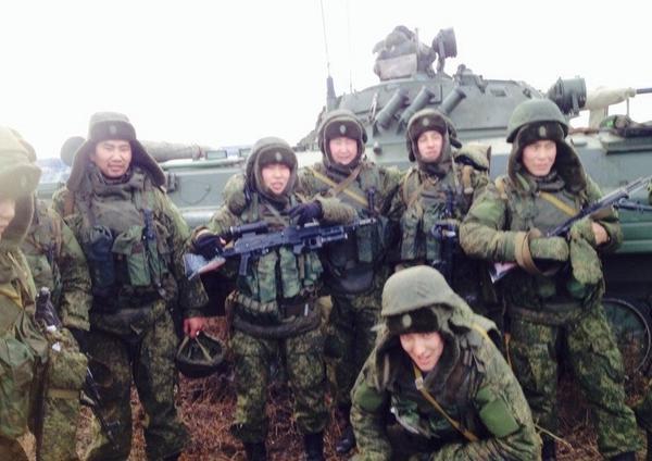 Россия продолжает перегруппировку войск на границе в Украиной, - Госпогранслужба - Цензор.НЕТ 1089