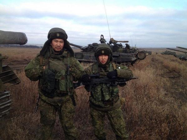 Россия продолжает перегруппировку войск на границе в Украиной, - Госпогранслужба - Цензор.НЕТ 5046