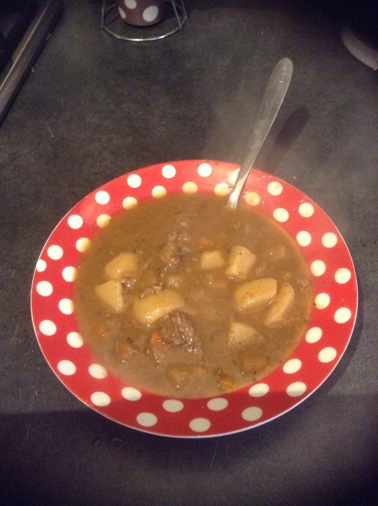 My Homemade stew 👌👌 perfect for this weather trusssst me!!! http://t.co/HEjNFw56nu