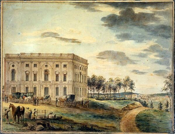 #OnThisDay in 1800, Congress held its 1st session in Washington, DC in the partially completed @UScapitol building. http://t.co/n18PfMpV83