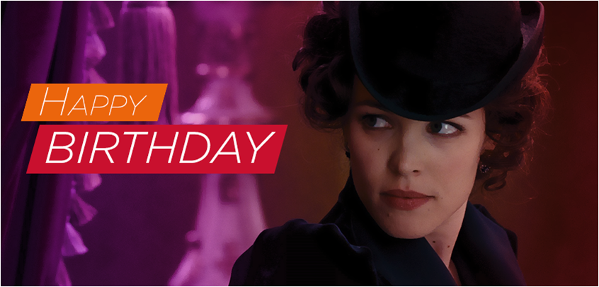 Happy Birthday Rachel Mcadams Share Your Wishes Below For The Only