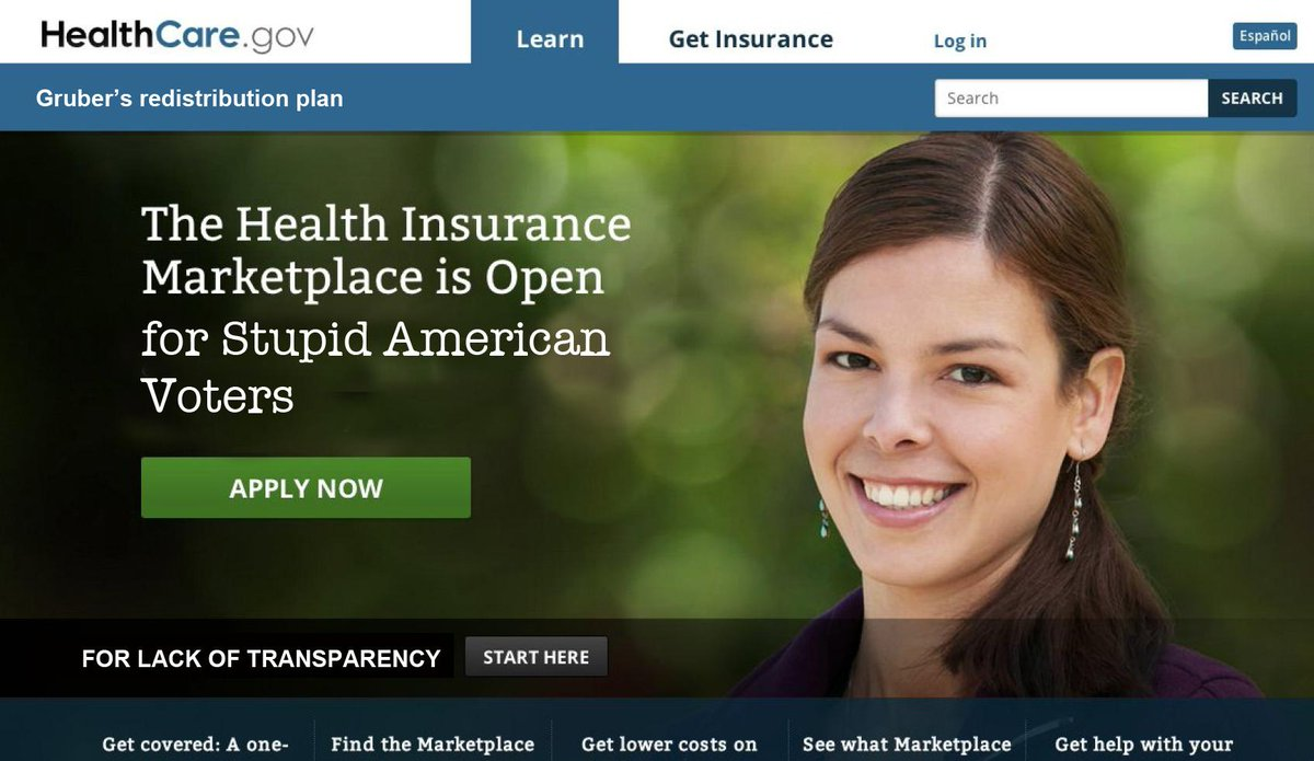 Jonathan Gruber's version of the Obamacare website. @instapundit http://t.co/UcYCHgKNLB @JenniferKernsDC http://t.co/cughxywdjq