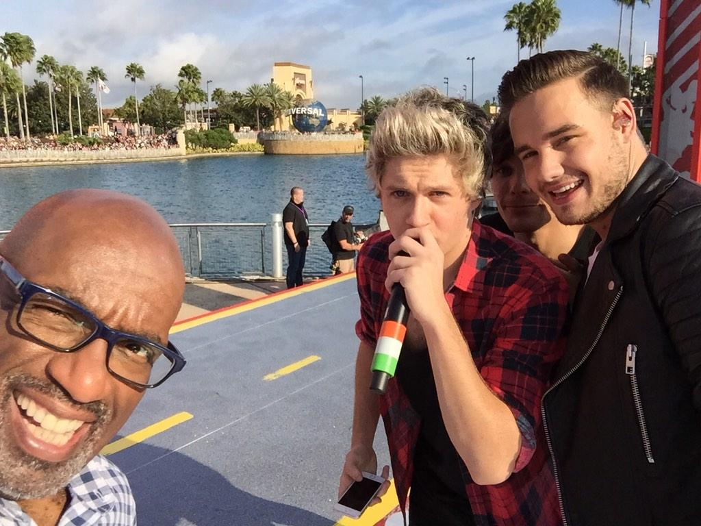 Quite the happening @UniversalORL #1DToday http://t.co/mErr0FQ0K1