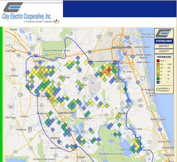 Electric Power Outage Map Five Ineedmorespace Co