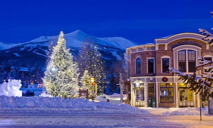 breckenridge colo on twitter kick off the holidays in style in breckenridge dec 6 santa race christmas tree lighting httptcokeoudp03ao - Breckenridge Christmas