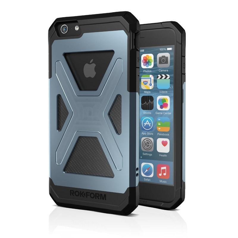 Don't Risk #Bendgate. @Rokform #iPhone 6 Aluminum Case http://t.co/HzEkzvpcmg Bendproof Safe *ad
