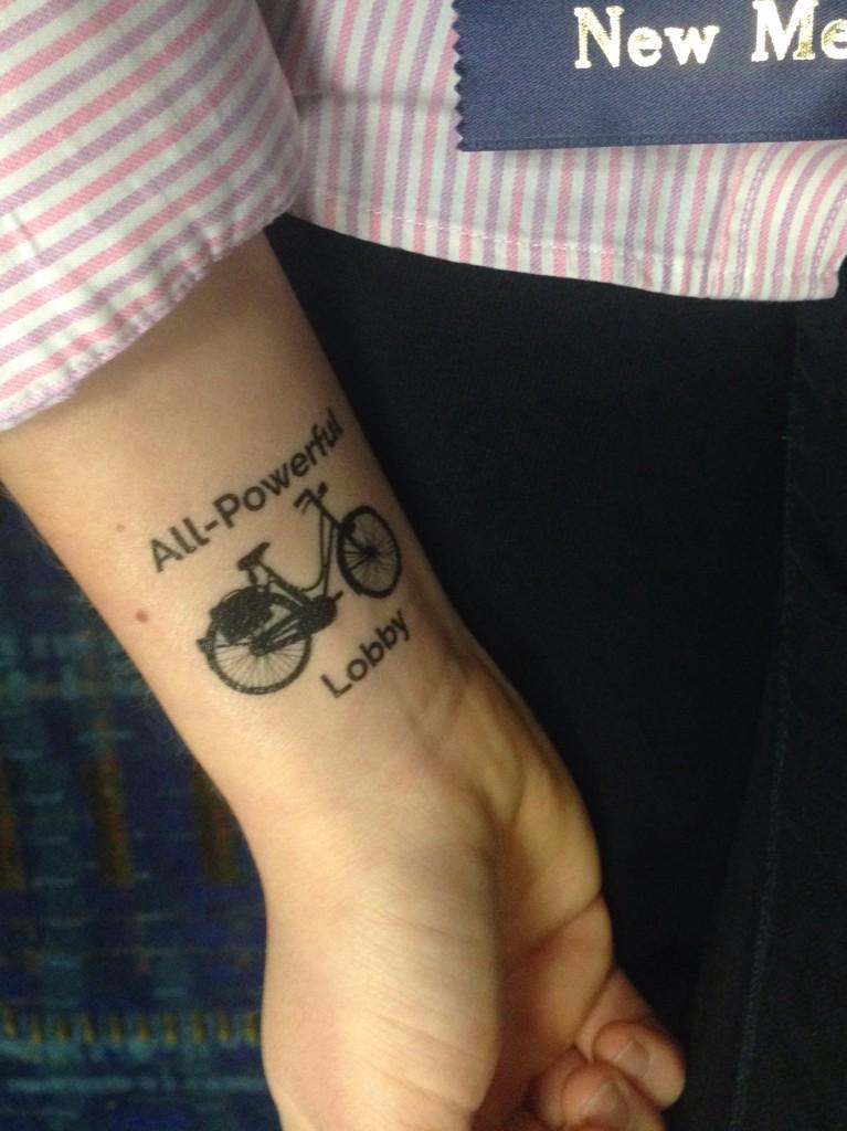 These tattoos are becoming standard conference-wear for me. #APHA14 http://t.co/G56os3WWzE