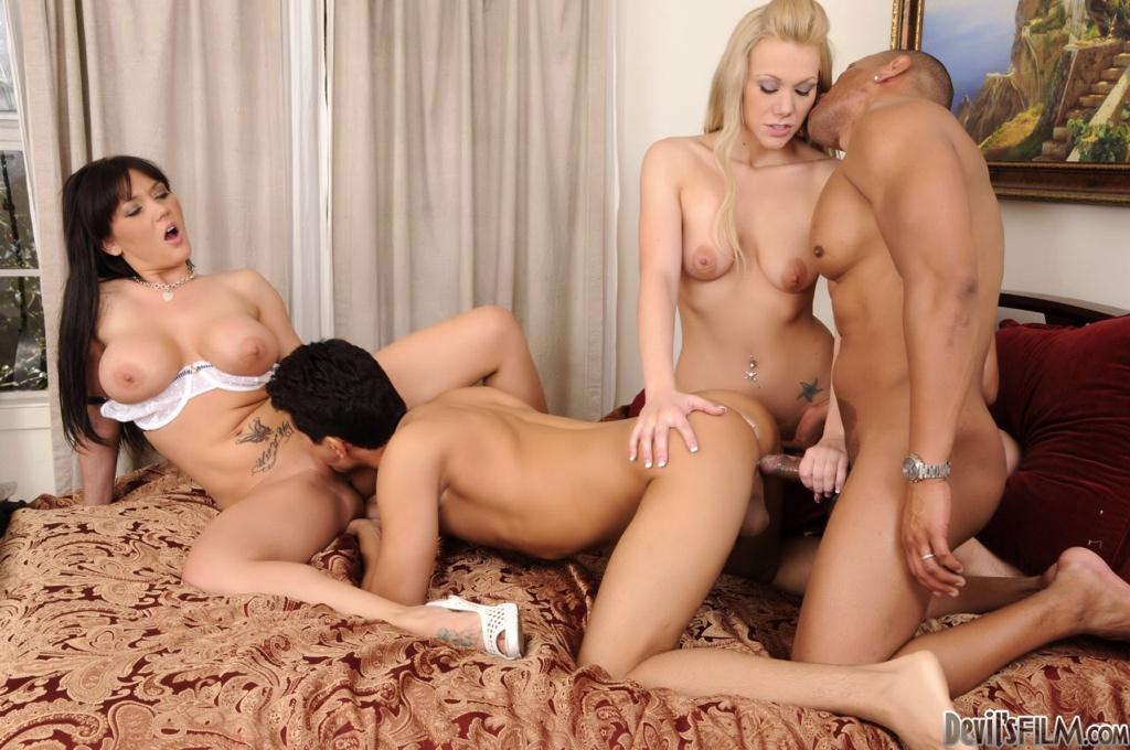 wife swapping orgy