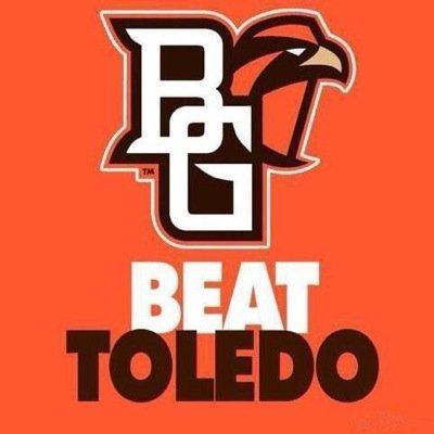 I'm a Falcon, and you're a Falcon, if you can't wait to #BeatToledo! http://t.co/Skooiz6jgv