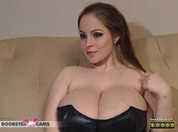 Gorgeous huge boobs