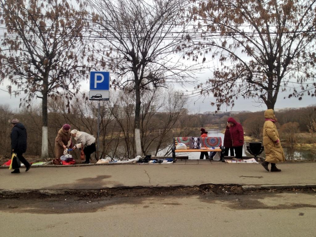 """В районе Горловки зафиксированы """"кочующие"""" установки РСЗО. Также террористы используют танки, - Тымчук - Цензор.НЕТ 9863"""
