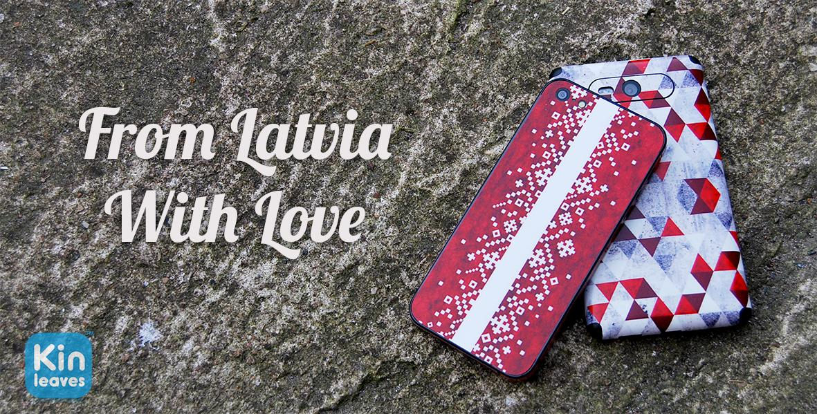 "From Latvia with love -new designs at ""Latvian signs"" edition! Find more -www.kinleaves.com http://t.co/vQqFsHOmdL"