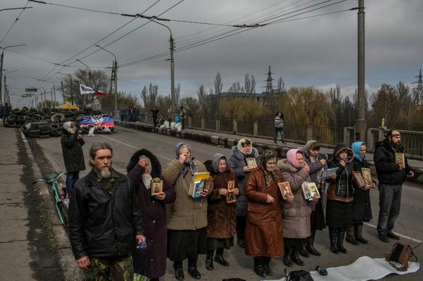 """В районе Горловки зафиксированы """"кочующие"""" установки РСЗО. Также террористы используют танки, - Тымчук - Цензор.НЕТ 784"""