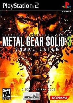 Happy 10th Anniversary to @HIDEO_KOJIMA_EN's METAL GEAR SOLID 3: SNAKE EATER. RT to show love to Naked Snake's debut http://t.co/jDZRuPtMic