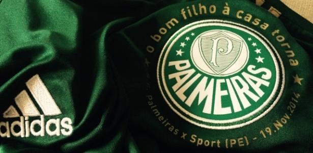 cbae2f53e2 Palmeiras e Adidas lançam camisa especial (verde) - Fórum Palmeiras ...