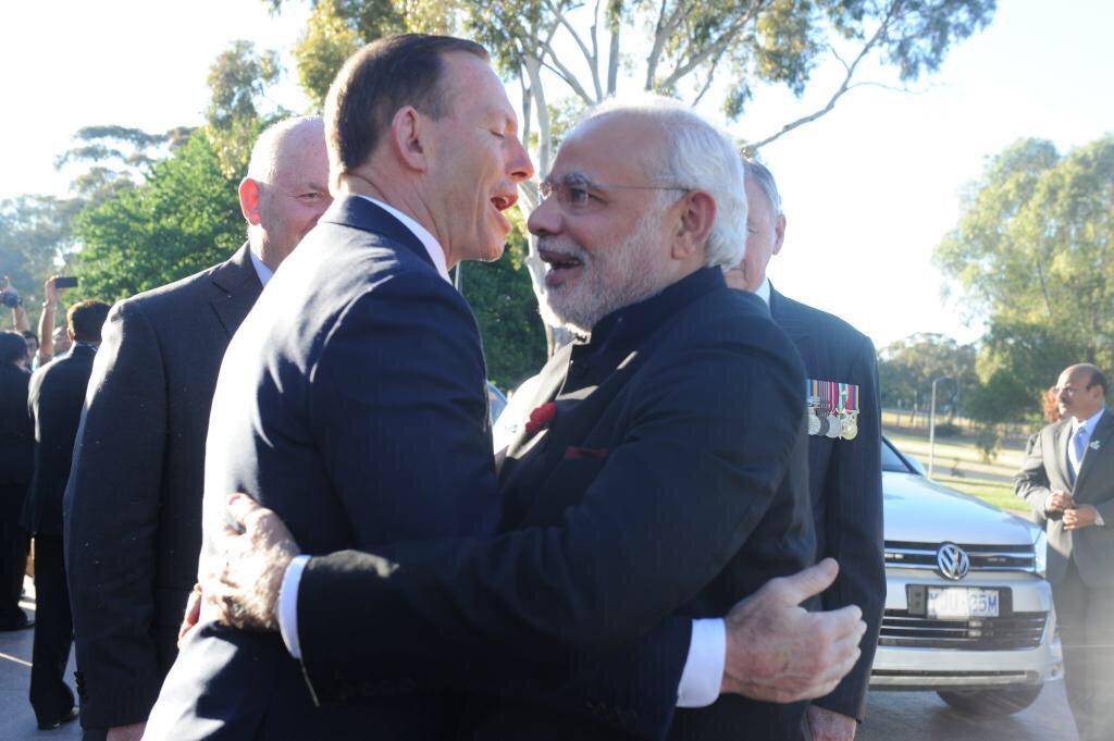 "Narendra Modi on Twitter: ""I feel my friendship with ..."