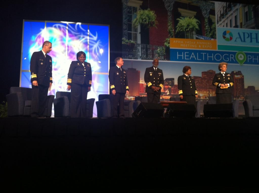 So much public health knowledge, history & awesomeness on this stage! #APHA14 http://t.co/m6SqhlIics
