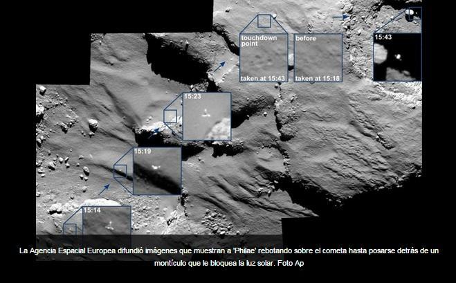 Thumbnail for Misión Rosetta