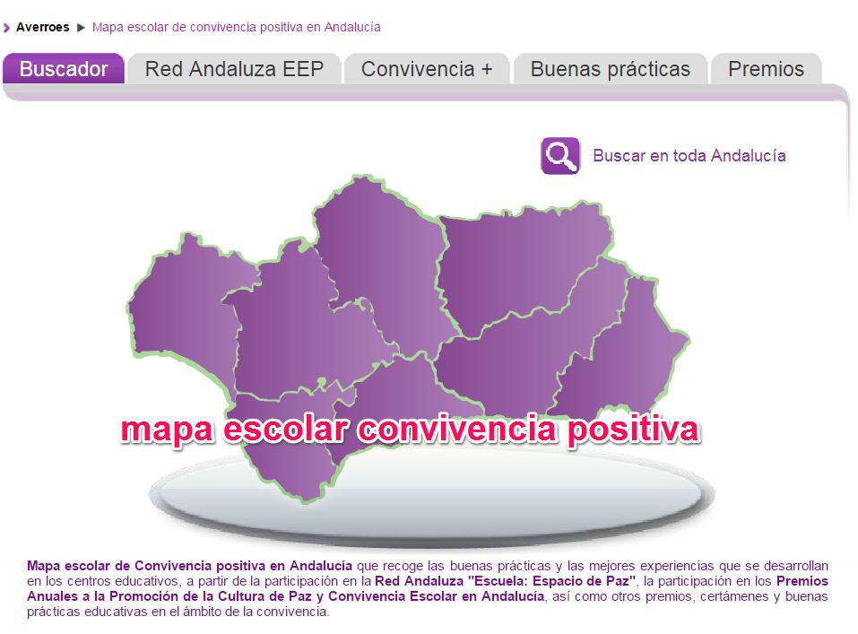 """gxRT @AnaBarrero: Mapa escolar de convivencia positiva en Andalucía """"@crisgarme: http://t.co/CZoGU6Z2E1  #RAEEP http://t.co/jxrq8XlbaB"""