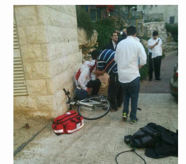 Muslim terrorists attack Jerusalem synagogue