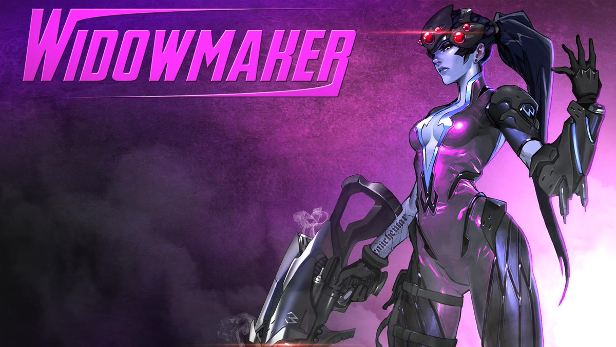 widowmaker overwatch wallpaper 1920x1080 - photo #21