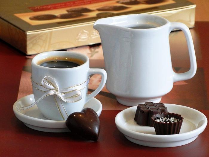 Открытки кофе для друзей доброе утро