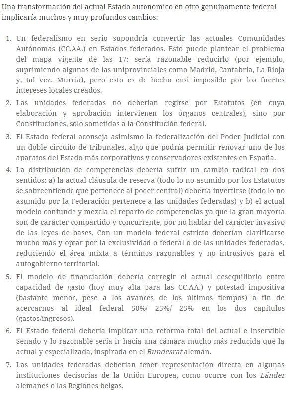 Cuando os pregunten qué supondría para España convertirse en un Estado federal podéis contestar con esto: http://t.co/XsjX1rZPFA