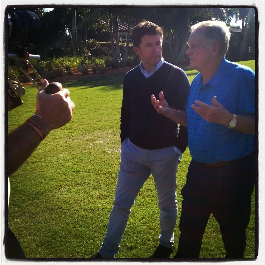 Cnn Living Golf Cnnlivinggolf Twitter Jack Nicklaus Yatomi Shirts More Behind The Scenes With Golden Bear Jacknicklaus And Shaneodonoghue At Royal Palm Yacht Country Clubpic A7m6pwakd6