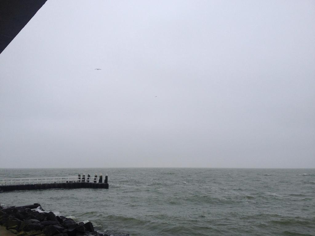 De compromisloze leegte van het IJsselmeer http://t.co/F9Wyc1fW5T