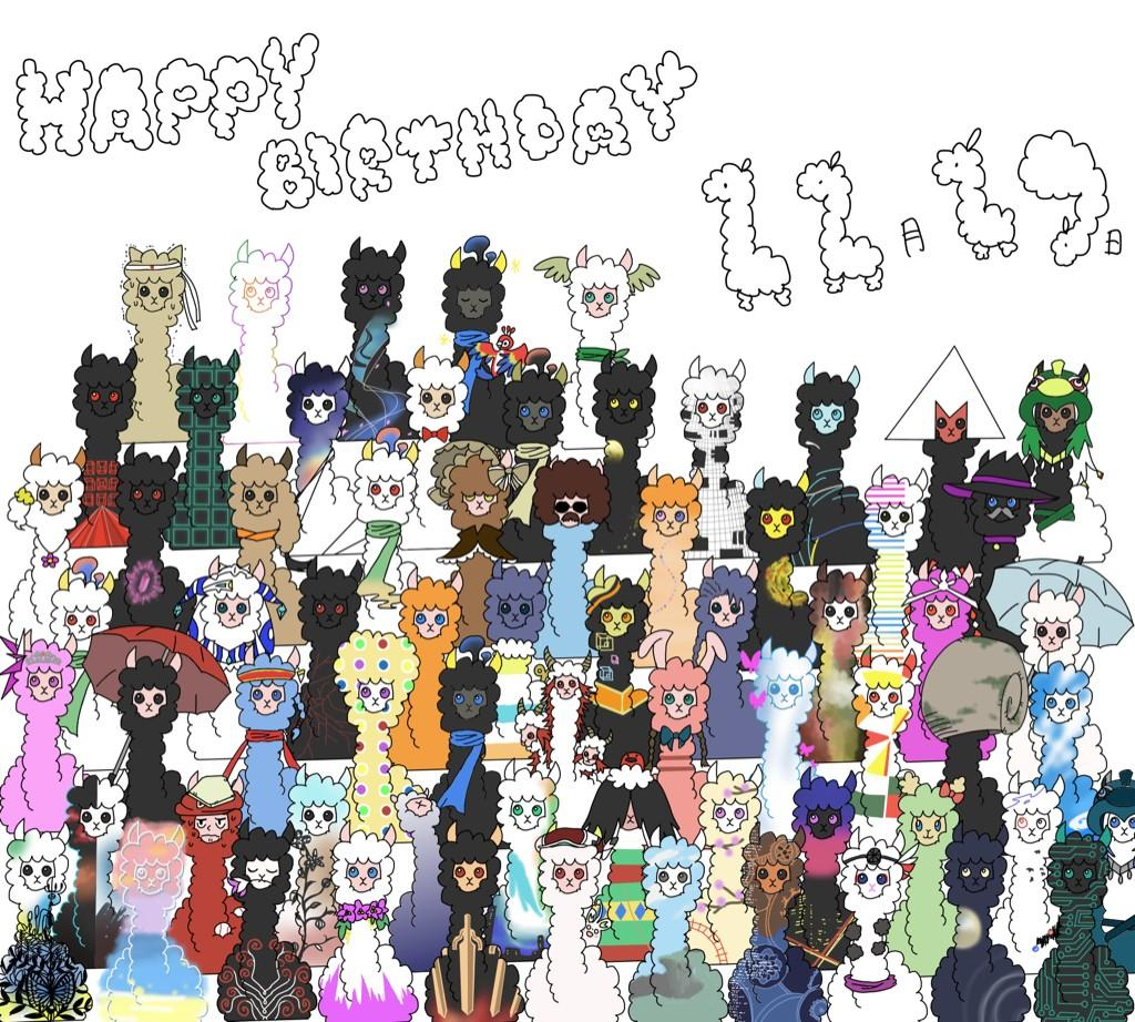 猫叉Masterさんお誕生日おめでとうございます。大好きです。大好きです。 http://t.co/50Lt6svfWq