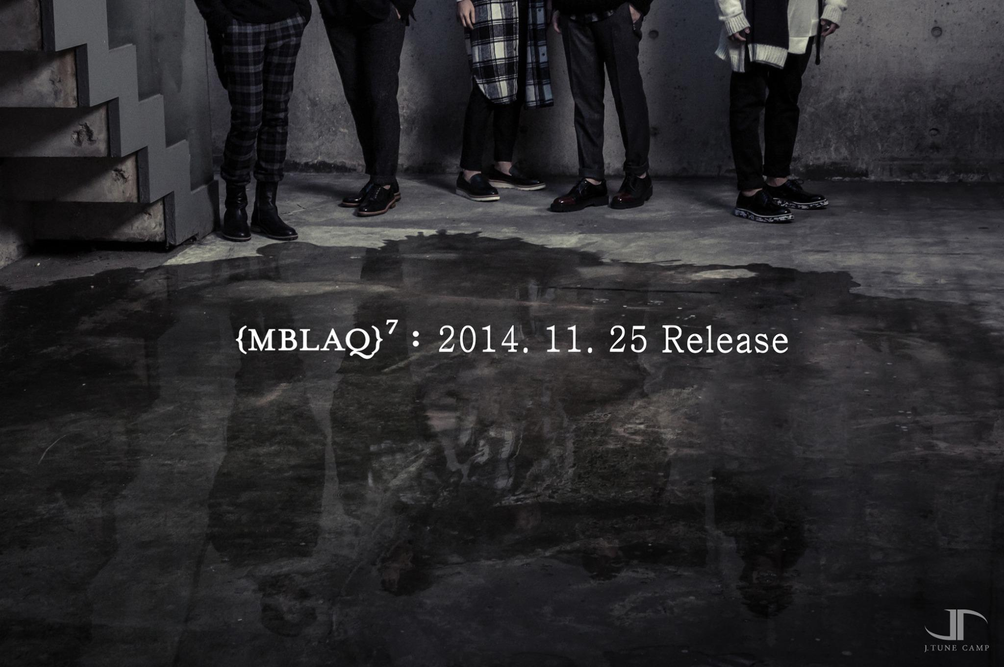 RT @JTune_official: [#MBLAQ] 2014. 11. 25. Release #??? http://t.co/iy8OnPx46o