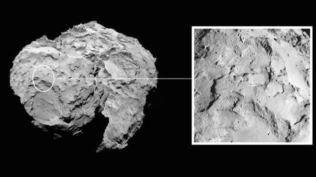 Rosetta e Philae, c'e' vita nello spazio!